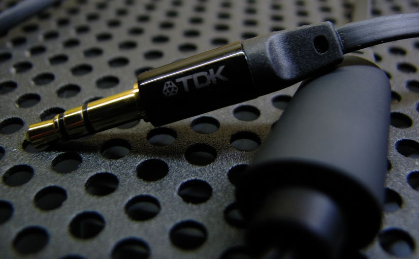 TDK BA200 | Back toBlack