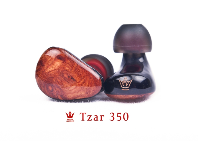 Heir Audio Tzar 350