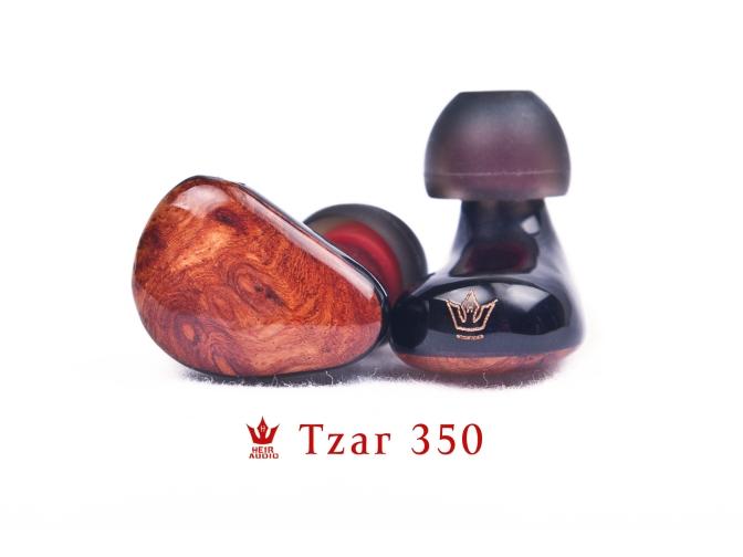 Heir Audio Tzar 350
