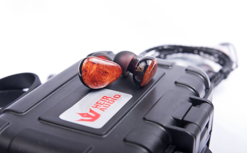 Heir Audio Tzar 350: High ImpedanceIvan