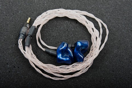 plusSound Exo series stranded 28AWG OCC copper cable