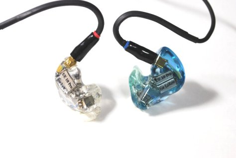 An UE10 made for tiny, tiny ears!