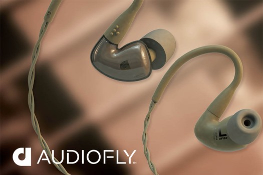 Audiofly AF160, part of their new Performance Series of IEMs