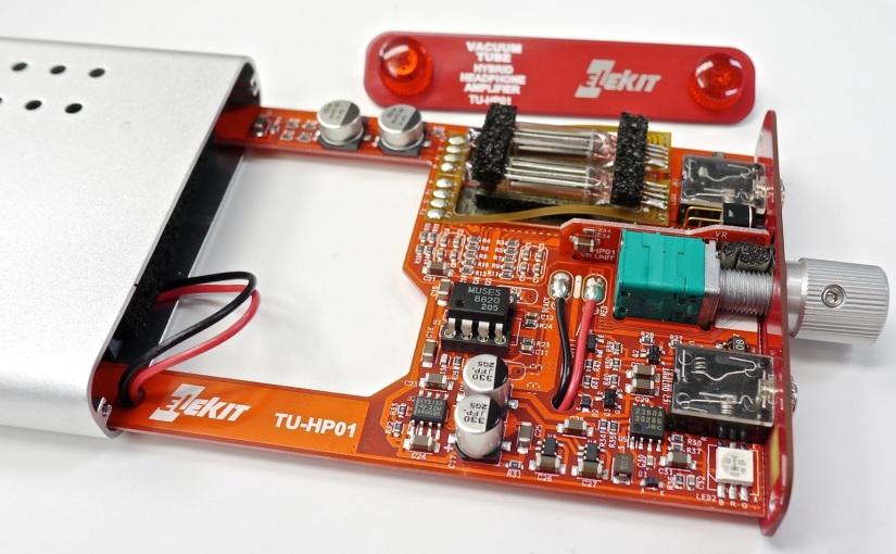 EleKit TU-HP01 Hybrid TubeAmplifier