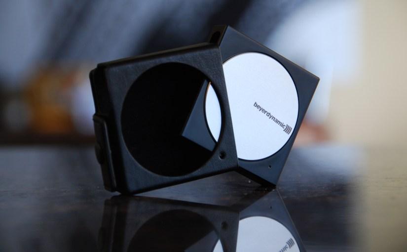Beyerdynamic A200p: Portable DigitalAmplifier