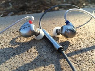 RHA brings stainless steel build quality to the sub-$200 price point.