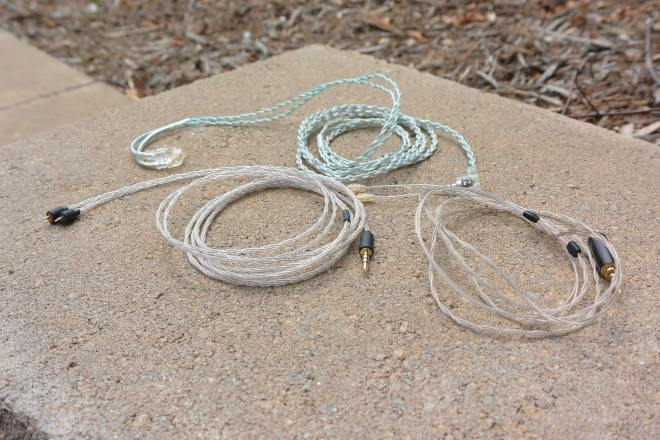 Linum SUPER BaX, current BaX and UE stock cable
