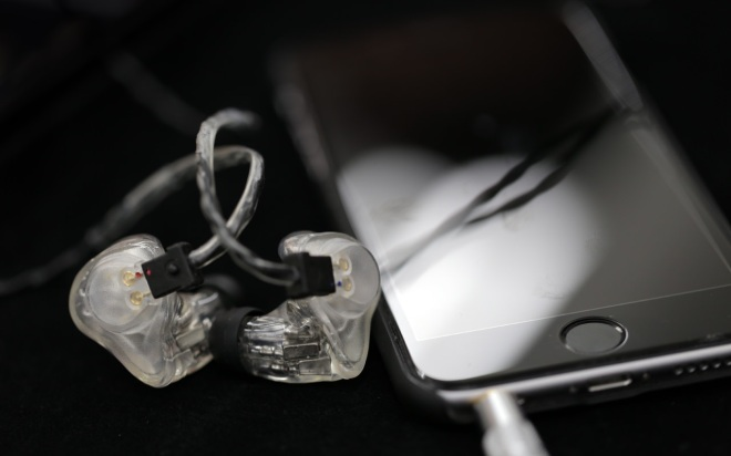 The FitEar Monet 17 is a pleasure to listen to.
