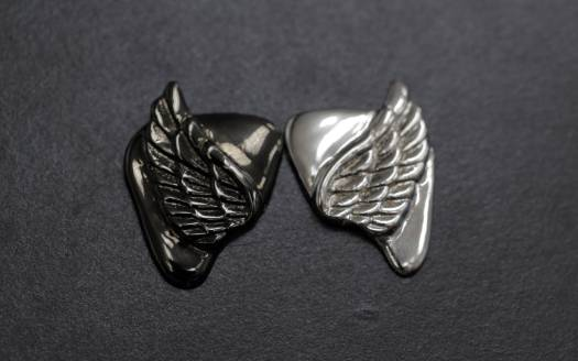 Get a pair of wings for your ears.