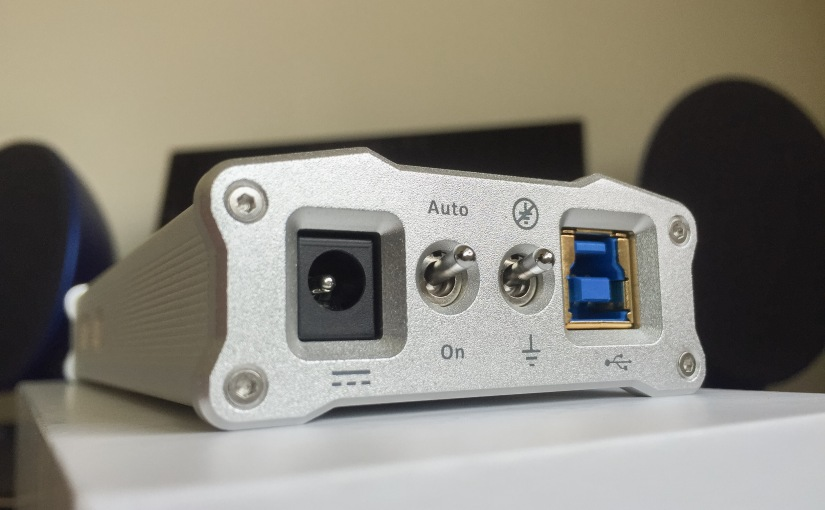 iFi Audio's iUSB 3.0: Next Generation Power