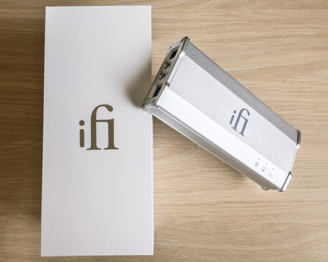 The successor to the iFi Audio iUSB Power is here.